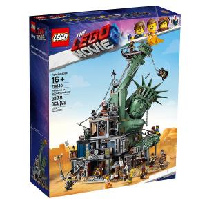 LEGO BENVENUTO A APOCALISSEBURG! 70840