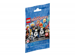 LEGO MINIFIGURINE SERIE DISNEY 2 cod. 71024