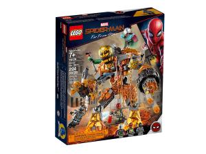 LEGO SUPER HEROES LA BATTAGLIA DI MOLTEN 76128
