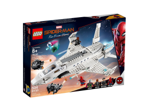 LEGO SUPER HEROES IL JET STARK E L'ATTACCO DEL DRONE 76130