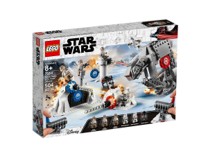LEGO STAR WARS ACTION BATTLE - DIFESA DELLA ECHO BASE 75241