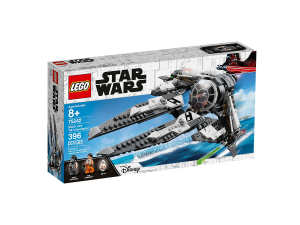LEGO STAR WARS TIE INTERCEPTOR BLACK ACE 75242