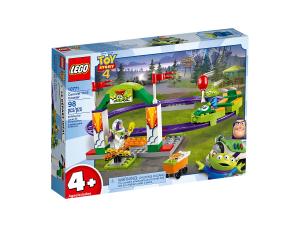 LEGO JUNIORS OTTOVOLANTE CARNEVALESCO 10771