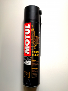 PULITORE SPRAY per CARBURATORI ed INIETTORI - MOTOFORNITURE GF