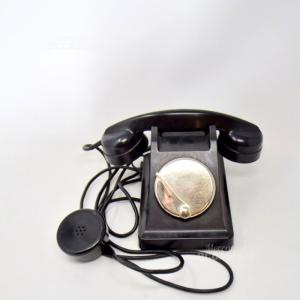 Telefono Antico Francese Vigili Del Fuoco