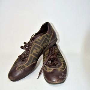 Scarpe Donna Fendi N 38 Originali (usate)