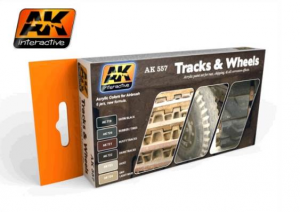 TRACK AND WHEELS SET