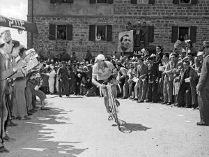 Gino Bartali al Giro d'Italia, 1952