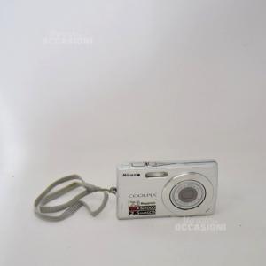 Macchina Fotocamera Coolpix P3 Nikon