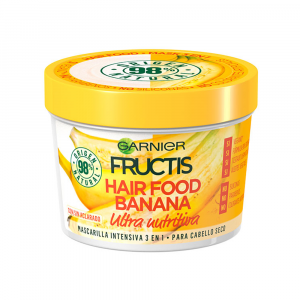 FRUCTIS Maschera Hair Food Banana nutriente 390 ml