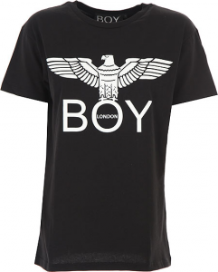 Maglia Jersey Boy London Nero G/C M/M +Stampa BLD1771