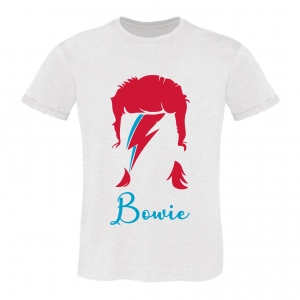 T-Shirt ICON BOWIE