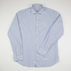 Camicia in micro-quadretti Tar Milano