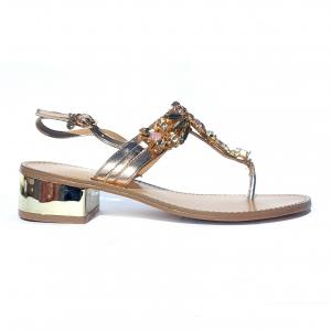 Sandalo oro rosa Gardini