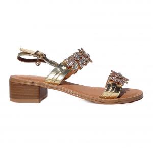 Sandalo platino Gardini