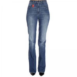 Jeans philosophy di lorenzo serafini con fondo a zampa