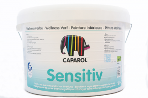 Pittura speciale con proprietà anallergiche, priva di conservanti SENSITIV LT 10