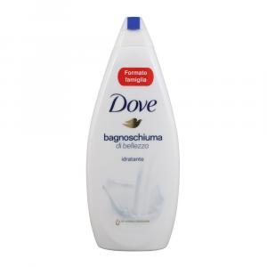 DOVE Bagno schiuma idratante 700 ml