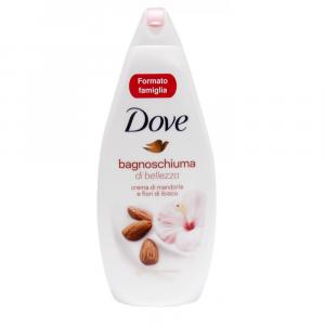 DOVE Bagno schiuma crema di Mandorle 700 ml