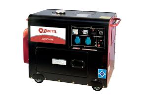 Generatore corrente 4,5 KW