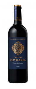 Chateau Puybarbe 2015