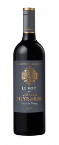 Le Roc de Chateau Puybarbe AOC Cotes De Bourg 2015