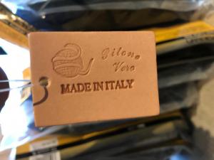 TRACOLLA ARTIGIANALE PITONE VERO 100% MADE IN ITALY