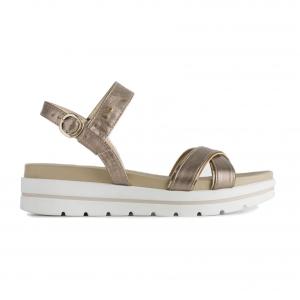 Sandalo bronzo Nero Giardini