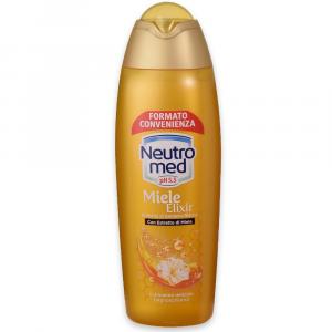 NEUTROMED Bagno schiuma Miele Elixir 750 ml