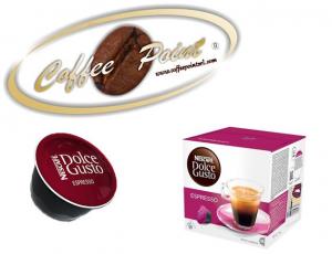 96 Nescafè Dolce gusto espresso
