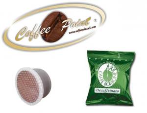 Capsula compatibile Lavazza espresso point Caffè Borbone Miscela Dek 100 pezzi