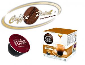 96 capsule Nescafè Dolce gusto Espresso Caramel