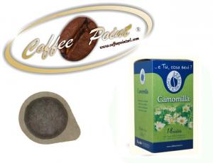 Cialda ESE 44mm Caffè BorboneCamomilla 18 pezzi