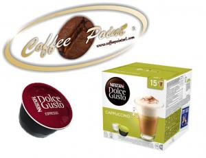 30 capsule Nescafè Dolce gusto Cappuccino Magnum