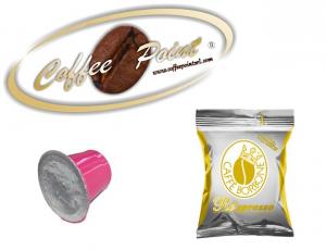Capsula compatibile Nespresso Caffè Borbone Miscela Oro 100 pezzi