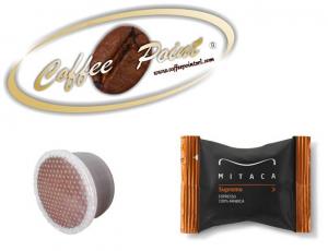 Capsula compatibile Lavazza espresso point Mitaca supremo 100 pezzi