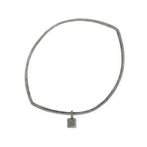Bracciale bangle in argento 925