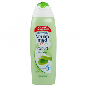 NEUTROMED Bagno schiuma Yogurt Aloe 750 ml