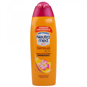 NEUTROMED Bagno schiuma Sensual & Oil 750 ml