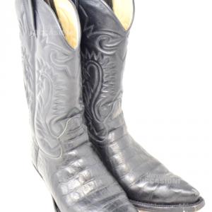 Stivali Texani Neri N 43
