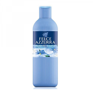 FELCE AZZURRA Bagno schiuma Muschio bianco 650 ml