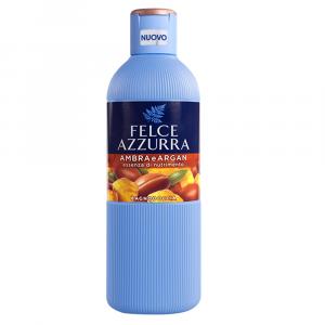 FELCE AZZURRA Bagno schiuma Ambra e Argan 650 ml