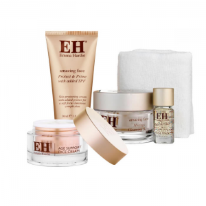 Emma Hardie Lift & Glow Skin Essential Set 5 Parti
