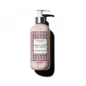 Benamor Rose Amélie Liquid Soap 300ml