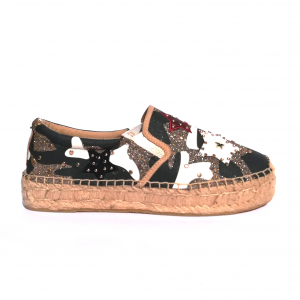 Espadrillas cmouflage/toppe Replay
