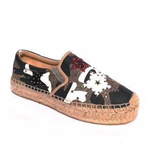 Espadrillas camouflage/toppe Replay