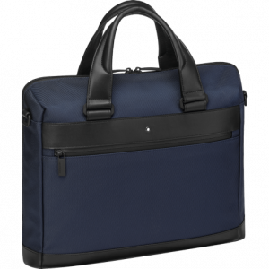 Borsa portadocumenti sottile My Montblanc Nightflight