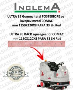 ULTRA 85 B/BS Hinten Sauglippen für Scheuersaugmaschinen COMAC