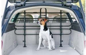 Griglia di sicurezza universale per auto 85x7x85 cm