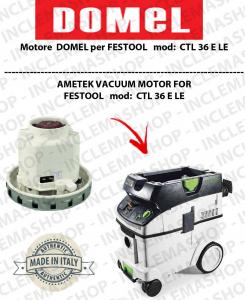 CTL 36 E LE motor de aspiración DOMEL para aspiradora FESTOOL